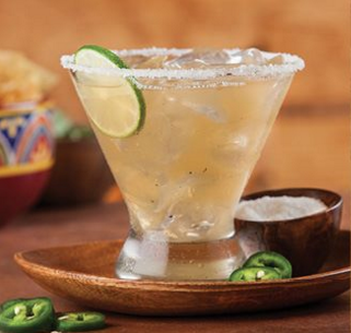 National Tequila Weekend Fuego Margarita